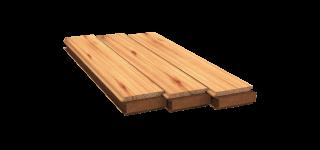 Деревянное перекрытие для бетонной лестницы